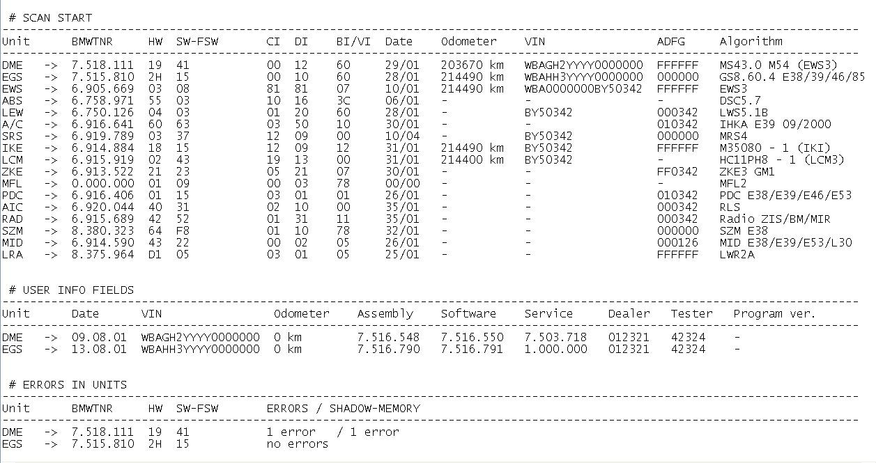 Скачать программу для bmw scanner